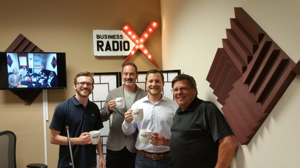 Business Radio X: Brandon Vallorani w/ Lee Kantor & Stone Payton