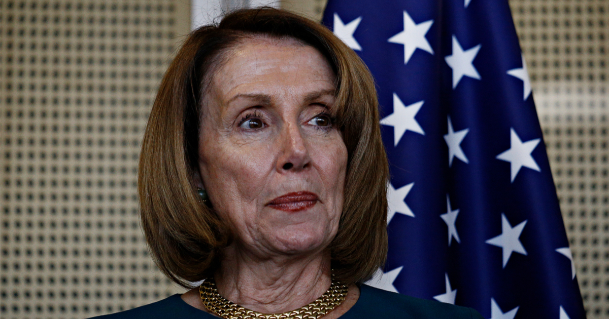 Pelosi Admits Impeachment Likely to Fail in Warning to 2020 Democrats