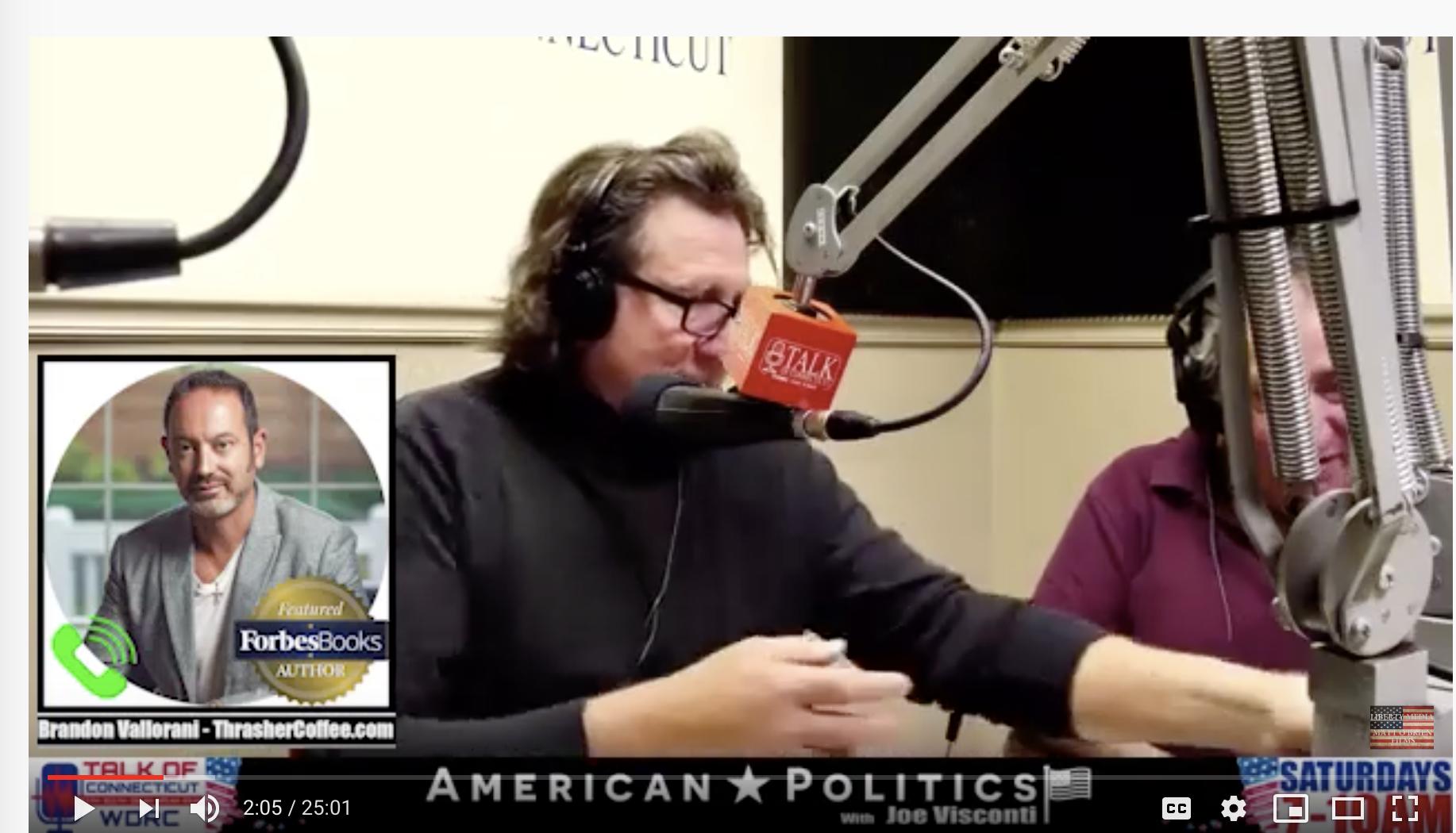 American Politics with Joe Visconti and Seth Rosenblit