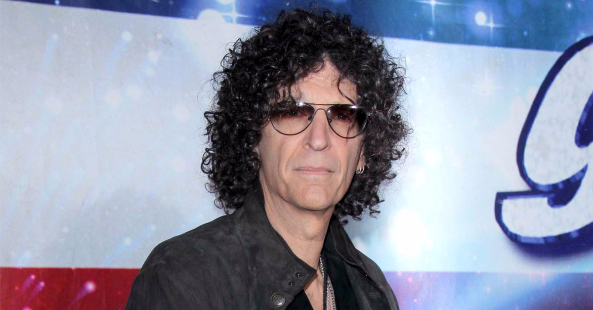 Howard Stern's Latest Attack on Trump has Shock Jock Imploring POTUS to Resign